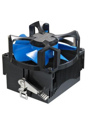 Охладитель Deepcool BETA 11, sFM2+/AM2+/AM3+/AM4, TPD 100W,  fan Ф92x32mm, 3-pin, 2200rpm, 25dBA, 37.43 CFM, 1.32W, гидродинамич. подшипник, 381 гр.