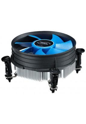 Охладитель Deepcool THETA 9 PWM, S115x, TDP 95W, 4-pin, fan Ф92х25mm, 1100-3200rpm, 18-45dBA, 57.97 CFM, HDB (hydro dynamic bearing), 269 гр.