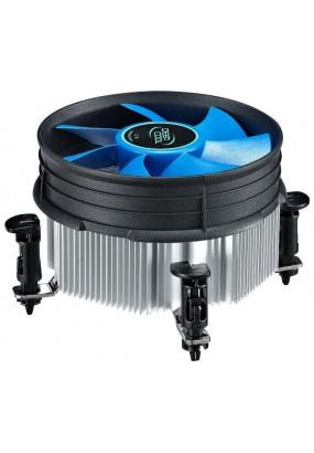 Охладитель Deepcool THETA 21 PWM, S115x, TDP 95W, 4-pin, fan Ф92x25mm, 900-2400rpm, 18-33dBA, 44.25 CFM, HDB (hydro dynamic bearing), 370 гр.