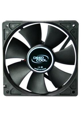 Вентилятор 120 мм Deepcool XFAN 120, 3-pin, 4-pin, Molex, Ф120x25, 1300rpm, 23,7dBA, 43.56 CFM, HDB (hydro dynamic bearing), 180 гр