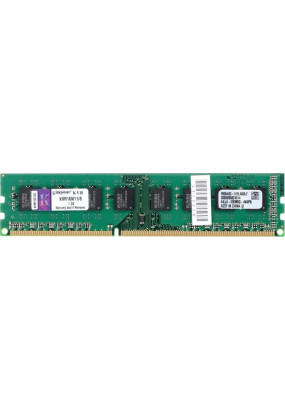 RAM 8GB DDR3-1600 PC3-12800 Kingston ValueRAM, CL11, 1.5V, Dual Rank (2Rx8 512M), retail (KVR16N11/8)