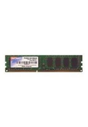 Память DDR3 2Gb 1600MHz Patriot PSD32G160081 RTL PC3-12800 CL11 DIMM 240-pin 1.5В