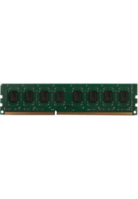 RAM 4GB DDR3-1600 PC3-12800 Qumo, CL11, 1.5V, Dual rank, retail (QUM3U-4G1600K11R)