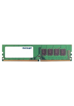 RAM DDR4-2133 4GB PC4-17000 Patriot SignatureLine, CL15, 1.2V, retail (PSD44G213382)
