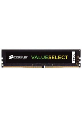 RAM 8GB DDR4-2133 PC4-17000 Corsair ValueSelect, CL15 (15-15-15-36), 1.2V, retail (CMV8GX4M1A2133C15)