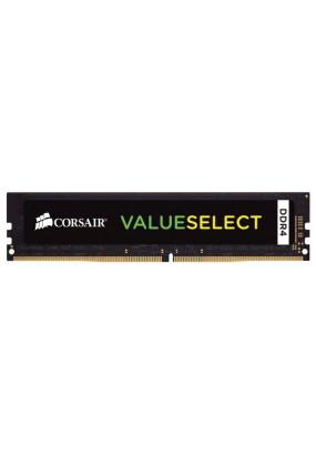 RAM 8GB DDR4-2400 PC4-19200 Corsair ValueSelect, CL16 (16-16-16-39), 1.2V, retail (CMV8GX4M1A2400C16)