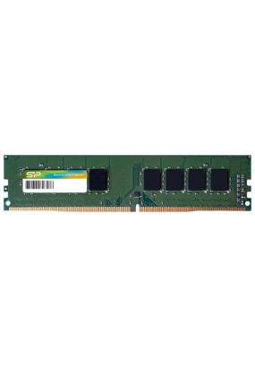RAM 4GB DDR4-2400 PC4-19200 Silicon Power, CL17, 1.2V, retail (SP004GBLFU240N02)