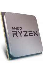 APU sAM4 AMD Ryzen 5 2400G Tray (YD2400C5M4MFB) (3.6-3.9GHz, Raven Ridge, 4C/8T, L2: 2MB, L3: 4MB, Radeon RX Vega 11 (704 Shader cores, 1250MHz), 14nm, 65W, DDR4-2933)