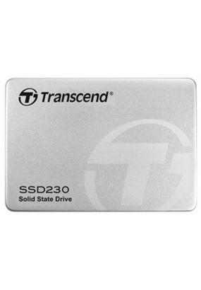 """Накопитель SSD Transcend SATA III 256Gb TS256GSSD230S 2.5"""""""