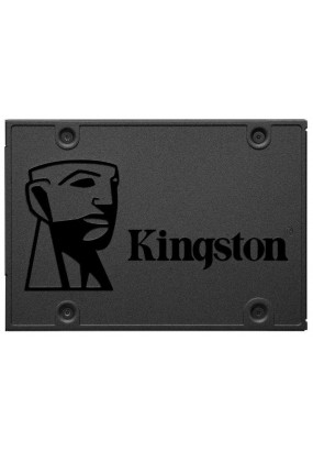"""SSD 2.5"""" 240GB SATA3 Kingston A400, box (SA400S37/240G) (7 mm, Phison PS3111-S11, R/W: up to 500/350MB/s)"""