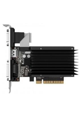 VGA PALIT GeForce GT730 2GB 64bit GDDR3 (800/1804) D-SUB/DVI/HDMI, Retail (NEAT7300HD46-2080H)