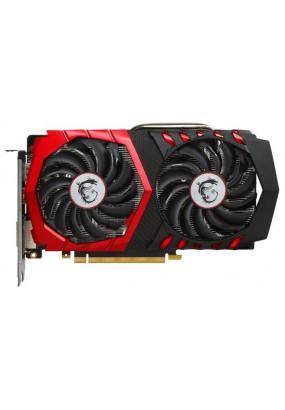 VGA MSI GeForce GTX1050Ti Gaming X Twin Frozr VI OC 4GB 128bit GDDR5 (1290-1493/7008-7108) DVI-D/HDMI V2.0/DP V1.4 (GTX 1050 Ti GAMING X 4G)