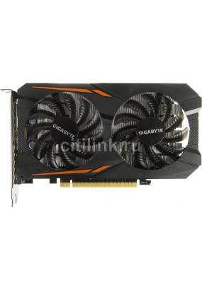 VGA GIGABYTE GeForce GTX1050Ti WindForce 2X OC 4GB 128bit GDDR5 (1316-1455/7008) DVI-D/HDMI 2.0b/DP 1.4 (GV-N105TOC-4GD)