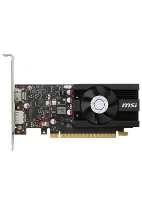 VGA MSI GeForce GTX1030 OC 2GB 64bit GDDR5 (1265-1518/6008) HDMI-2.0b/DP-1.4, TPD 30W, Low Profile Bracket (GT 1030 2G LP OC)