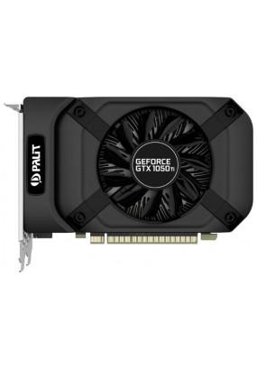 VGA PALIT GeForce GTX1050Ti StormX 4GB 128bit GDDR5 (1290-1392/7000) DVI-D/HDMI-2.0/DP-1.4 (NE5105T018G1-1070F)