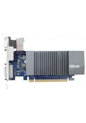 VGA ASUS GeForce GT710 Silent 1GB 32bit GDDR5 (954/5012) D-SUB/DVI-D/HDMI, low profile bracket (GT710-SL-1GD5-BRK)