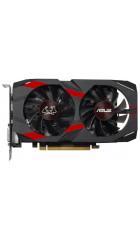 VGA ASUS GeForce GTX1050Ti Cerberus 4GB 128bit GDDR5 (1303-1442/7008) DVI-D/HDMI-2.0b/DP-1.4 (CERBERUS-GTX1050TI-A4G)