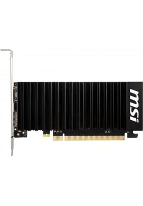 VGA MSI GeForce GT1030 Silent LP OC 2GB 64bit GDDR4 (1189-1430/2100) HDMI-2.0/DP-1.4, TPD 20W, Low Profile Bracket (GT 1030 2GHD4 LP OC)