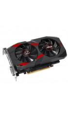 VGA ASUS GeForce GTX1050Ti Cerberus OC 4GB 128bit GDDR5 (1341-1480/7008) DVI-D/HDMI-2.0b/DP-1.4 (CERBERUS-GTX1050TI-A4G)