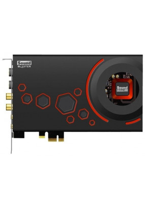 Звуковая карта CREATIVE Sound Blaster ZXR, PCI-E, Retail (70SB151000001)
