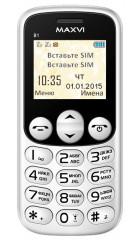 Телефон MAXVI B1 Black