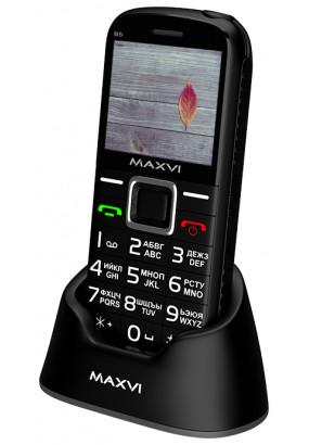 Телефон MAXVI B5 Black