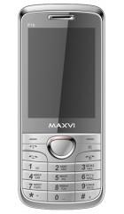 Телефон MAXVI P10 Silver