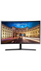 "LCD 24"" Samsung C24F396FHI, VA, 1920x1080, LED-подсветка, 250 кд/м2, 3000:1, 4 мс, 178°/178°, HDMI, VGA"
