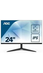 "LCD 24"" AOC Value Line 24B1H(00/01) MVA, 1920x1080,  250 кд/м2, 3000:1, 5 мс, 178°/178°, HDMI, D-SUB (VGA)"