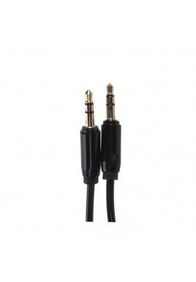 Кабель Audio Atcom 1.5 m Jack3.5(m)/Jack3.5(m)