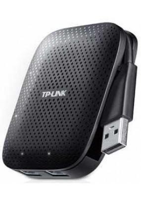 TP-LINK UH400 4-портовый портативный концентратор USB 3.0