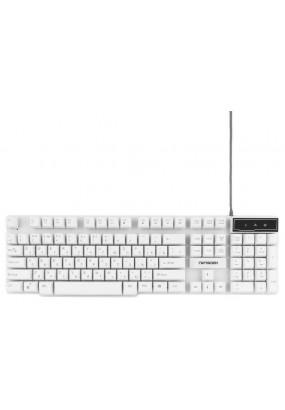 Клав. Гарнизон GK-200 White, USB, механизированные клавиши