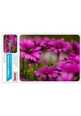 Коврик Buro BU-M20045, рисунок: цветы