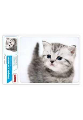Коврик Buro BU-M40087, рисунок: котёнок