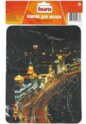 Коврик Buro BU-M80007, рисунок: город