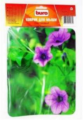 Коврик Buro BU-M20012, рисунок: цветы-1