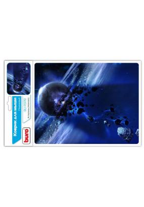 Коврик Buro BU-R51761, рисунок: астероиды