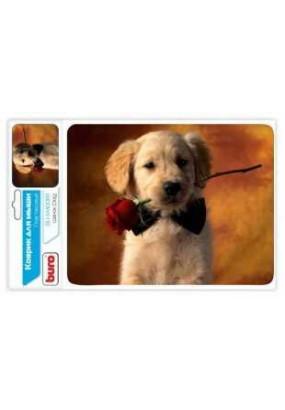 Коврик Buro BU-M40089 рисунок: щенок