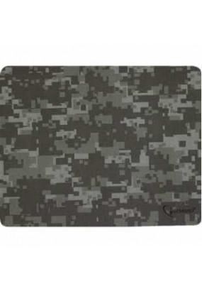 Коврик Gembird MP-GAME6 Black, рисунок: камуфляж, материал: ткань + вспененная резина, 250*200*3мм
