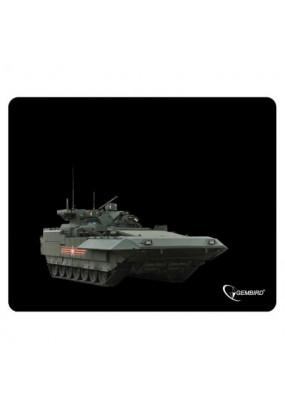 Коврик Gembird MP-GAME2 Black, рисунок: БМП, материал: ткань + вспененная резина, 250*200*3мм