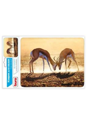 Коврик Buro BU-M40077, рисунок: антилопы