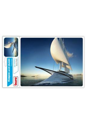 Коврик Buro BU-R51753, рисунок: яхта
