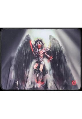 Коврик игровой Defender Angel of Death M 360x270x3 мм, ткань+резина
