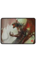 Коврик игровой Dragon Rage M 360x270x3 мм, ткань+резина
