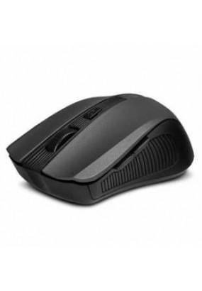 Мышь Sven RX-345 Wireless Black&Gray, 6 кн., 600-1000-1400 dpi, Soft Touch (SV-014186)
