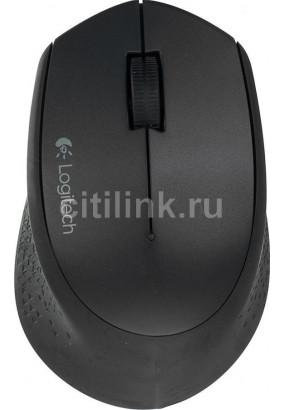 Мышь Logitech M280 Black, Wireless (910-004287)