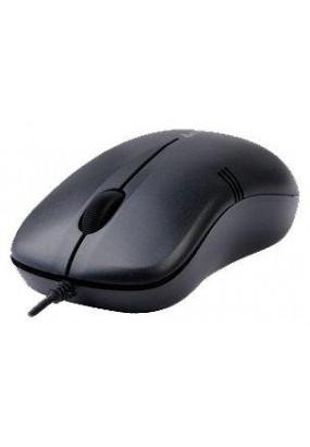 Мышь A4 V-Track Padless OP-560NU Black, оптическая,1000dpi, 2кн, USB