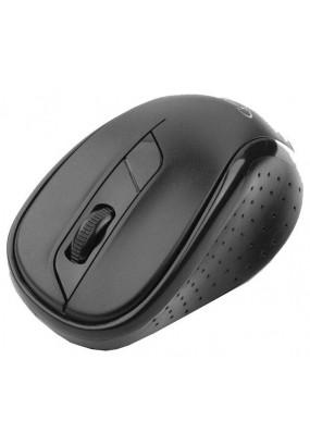 Мышь Gembird MUSW-310 Black, Wireless, USB, 2кн.+колесо-кнопка, 2.4ГГц, 1000 dpi