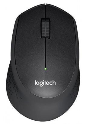 Мышь Logitech M330 Silent Plus Bllack (910-004909)