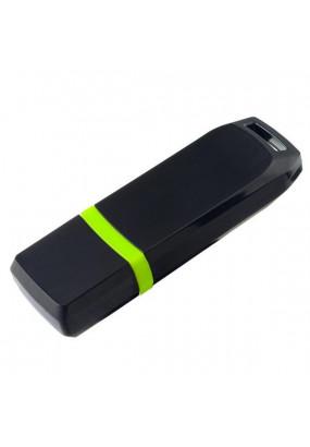 Flash Drive 16GB USB 2.0 Perfeo C11 Black (PF-C11B016)